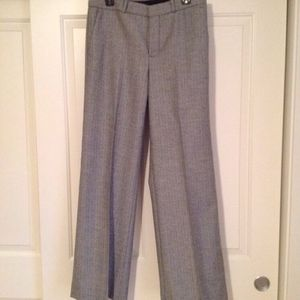 Banana Repubic Herringbone Pants 6